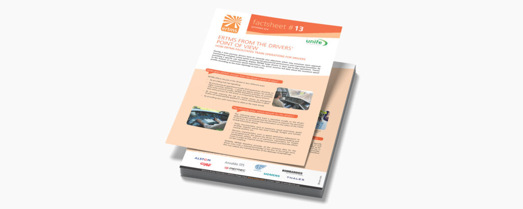 14. ERTMS from the driver's point of view