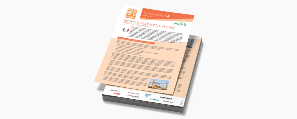 04. ERTMS Deployment in Italy
