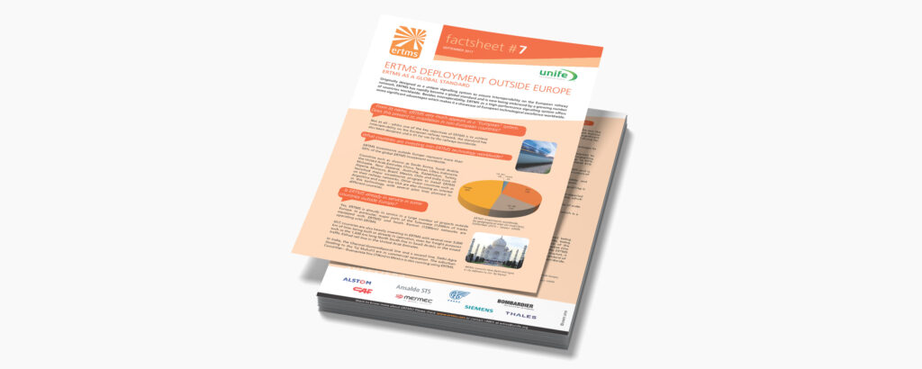 07. ERTMS Deployment outside Europe – ERTMS as a global standard